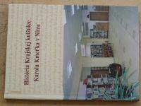 História Krajskej knižnice Karola Kmeťka v Nitre (2006)