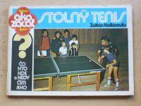 Kollárovits - Stolný tenis (1984)