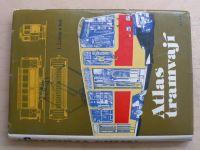 Losos a kol. - Atlas tramvají (Nadas 1981)
