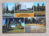 Maďarsko - Budapest - Margitsziget