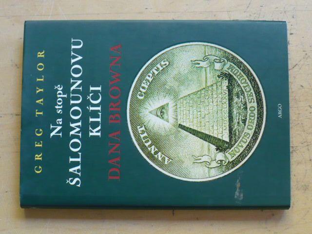 Taylor - Na stopě Šalomounovu klíči Dana Browna (2006)