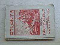 Donnelly - Atlantis, svět předpotopní, kniha II. (1924)