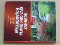 Kingsbury - 25 výsadbových plánů pro vaši zahradu (2003)