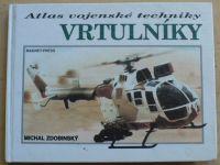 Zdobinský - Atlas vojenské techniky - Vrtulníky (1994)