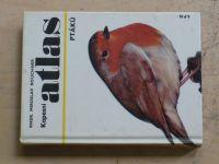 Bouchner - Kapesní atlas ptáků (1972)
