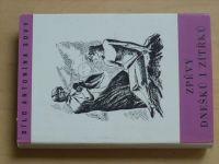 Sova - Zpěvy dnešků i zítřků (1936)