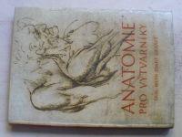 Zrzavý - Anatomie pro výtvarníky (1957)