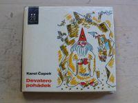 Čapek - Devatero pohádek a ještě jedna jako přívažek od Josefa Čapka (1972)
