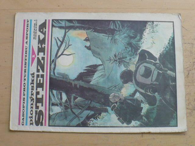 Pionýrská stezka 1 (1970) ročník I.