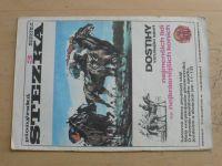 Pionýrská stezka 1-24 (1971-72) ročník II. (chybí čísla 1-2, 22 čísel)