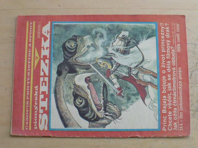 Pionýrská stezka 7 (1971) ročník I.