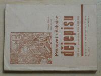 Štorch, Čondl - Pracovní učebnice dějepisu II. (1946)