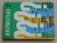 Taišl, Vojáček - Aritmetika 7 (1973)