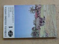 Veselovský - Zvířata celého světa - Sloni a jejich příbuzní (1977)