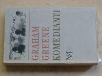 Greene - Komedianti (1968)