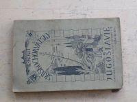 Kout - Srbskochorvatsky do Jugoslavie (1932) Přehled mluvnice, slovník denního života...