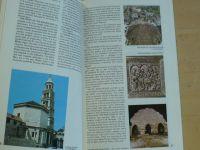 Marosovič - Split - Illustrated Guide-Book (anglicky) 80-tá léta