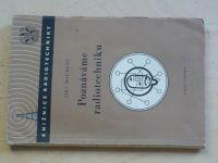 Maurenc - Poznáváme radiotechniku (Naše vojsko 1955) Přiručka pro kursy radiotechniky