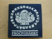 Pročpohádky - Sepsala a vypráví Marie Korandová (2003) Lidové legendy z Chodska