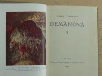 Rudolf Těsnohlídek - Demänová (1926)