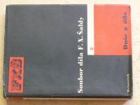 Soubor díla F. X. Šaldy 2 - Duše a dílo (1950)