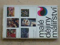 Ulrich - Malé dějiny malířství (1971)