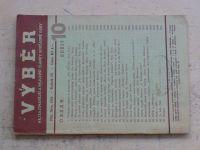 Výběr 10 (1936) ročník III.