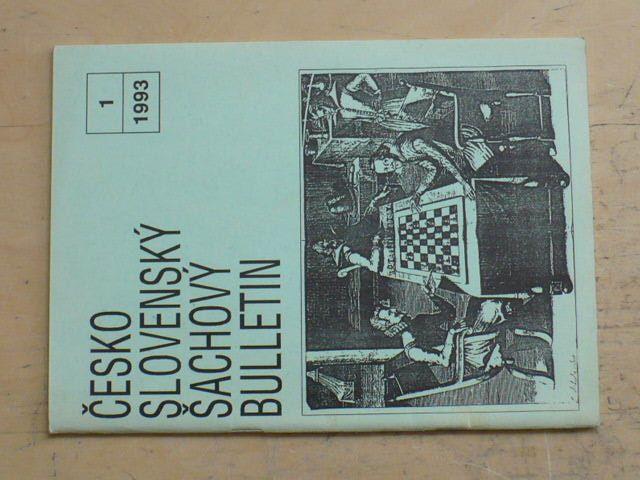 Československý šachový bulletin 1 (1993)