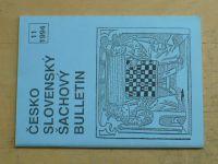 Československý šachový bulletin 11 (1994)