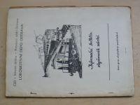 ČSD Střední dráha - Lokomtivní depo Ostrava - Informační bulletin zlepšovacích návrhů  (1971)