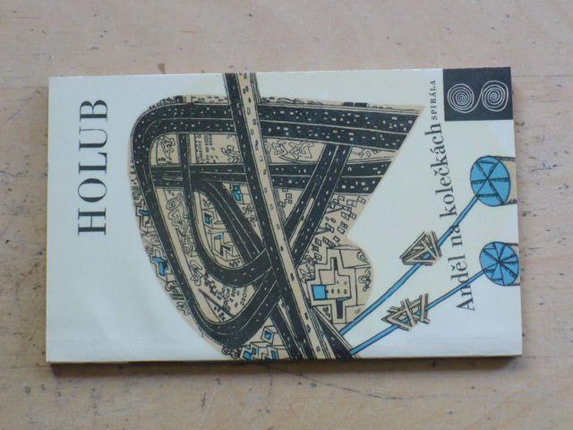 Holub - Anděl na kolečkách - poloreportáž z USA (1966)