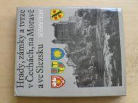 Hrady, zámky a tvrze v Čechách, na Moravě a ve Slezsku - Severní Čechy (1984)