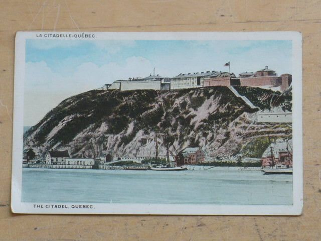 Kanada - Quebec - The citadel