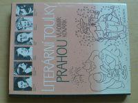 Kovářík - Literární toulky Prahou (1988)