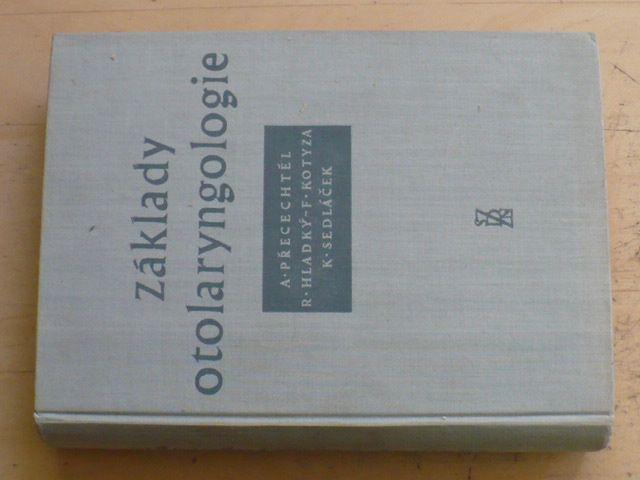 Základy otolaryngologie (1959)