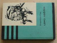 Flos - Lovci kožišin (1970) KOD 115 il. Burian