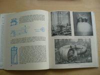 Ing. Veselý - Kniha o motorech (Toužička 1941)