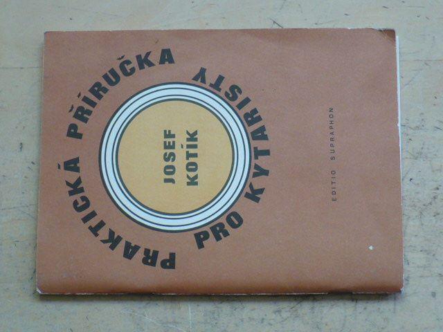 Kotík - Praktická příručka pro kytaristy (1988)