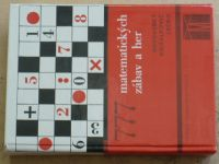 Novoveský - 777 matematických zábav a her (1983)