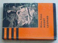 Pašek - Modrý leopard (1961) KOD 50