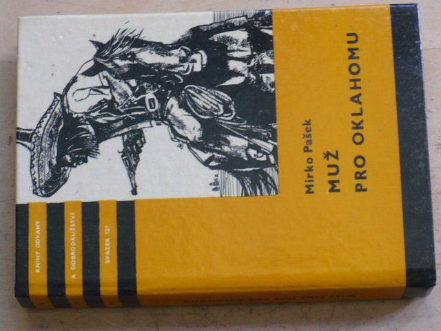 Pašek - Muž pro Oklahomu (1972) KOD 127