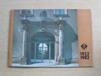 30 let národního podniku Štěrkovny a pískovny Olomouc 1952-1982