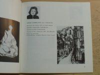 Bezručovské motivy v díle Aljo Berana a jeho žáků (1987)