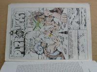Comicsový magazín Puma 2 (1991)