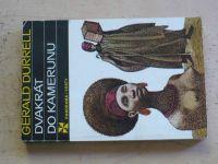 Durrell - Dvakrát do Kamerunu, il. A.Born (1986)