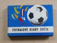 Jedlička, Bachorík - Fotbalové kluby světa (1970) česky, edice Atlasky