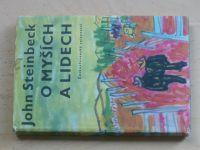 John Steinbeck - O myších a lidech (1960) l. vydání