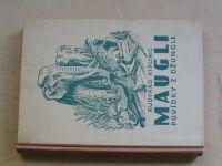 Kipling - Mauglí - Povídky z džungle (Vilímek 1940) il. Z. Burian