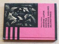Leblanc - Arséne Lupin kontra Herlock Sholmes (blondýnka) (1971) KOD 120