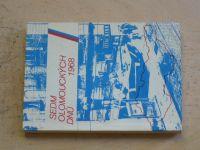 Sedm olomouckých dnů  21.-27. srpna 1968 - sborník dokumentů (1990)